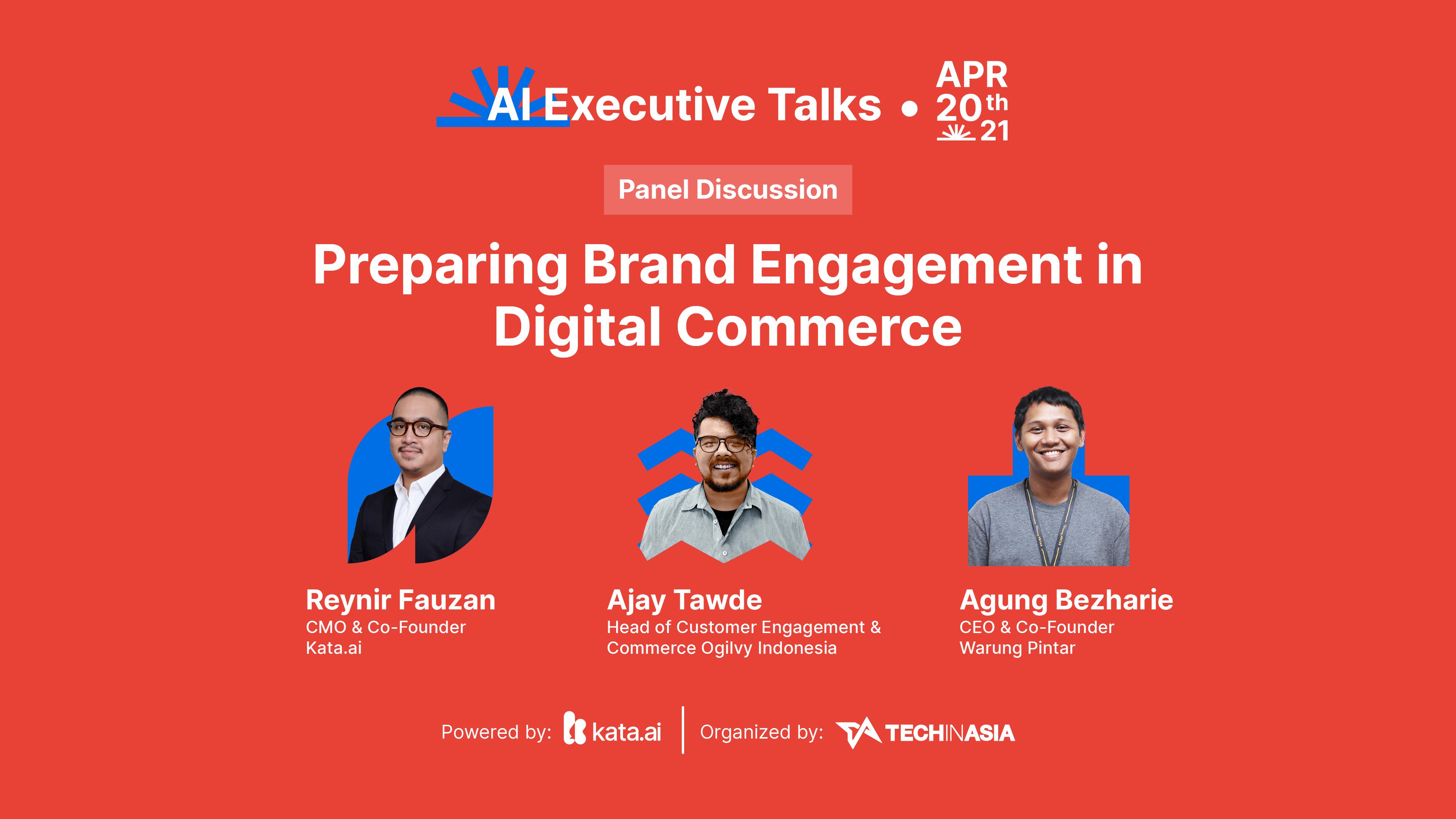 AI Executive Talks - Panel Discussion 1