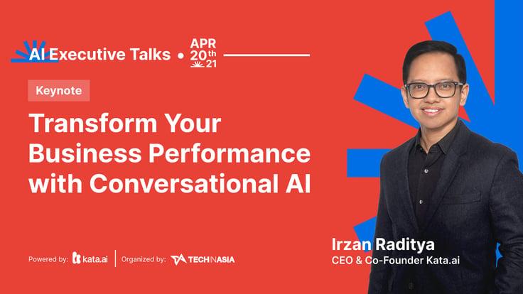 AI Executive Talks Keynote