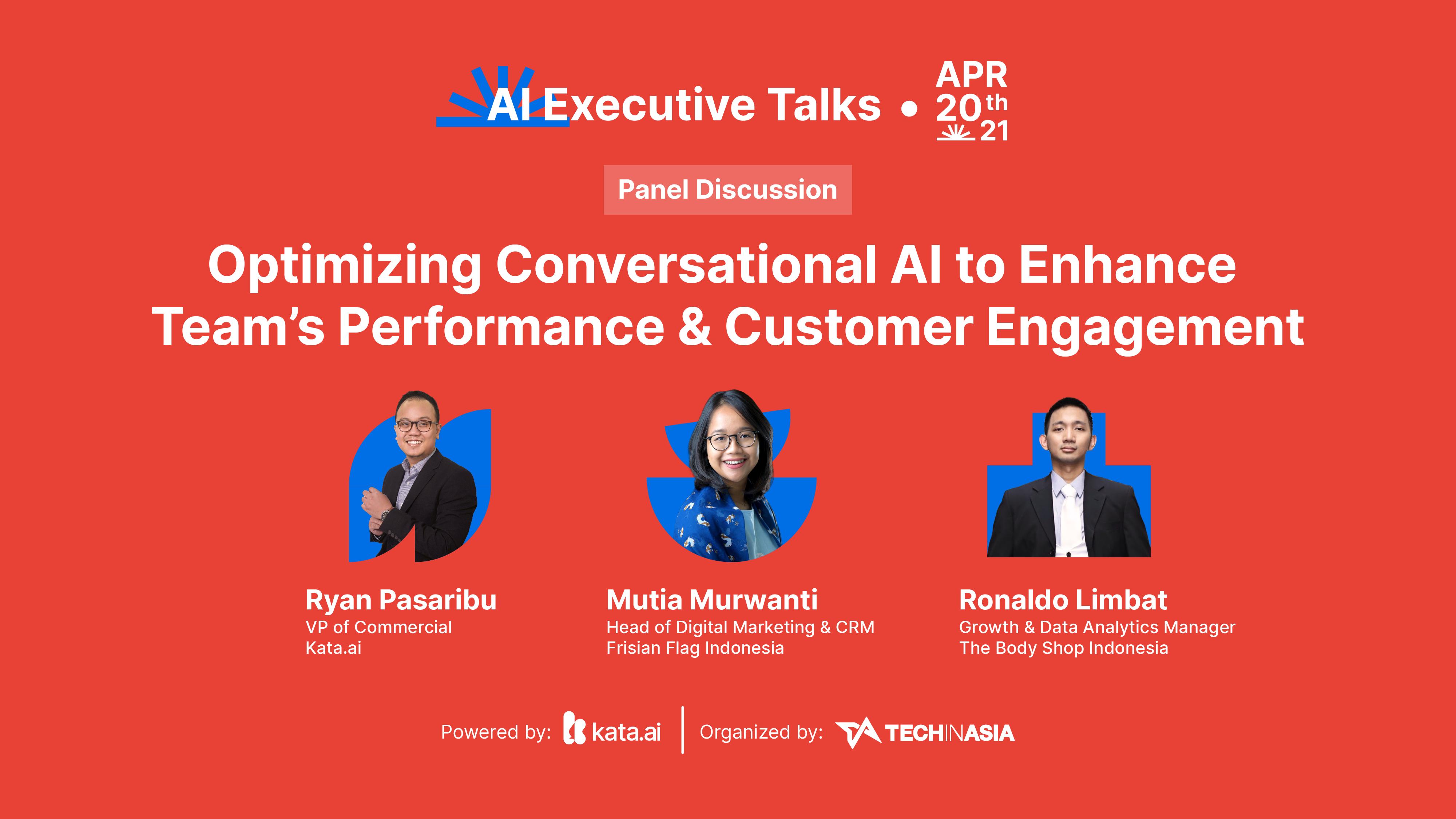 AI Executive Talks Panel Discussion 2