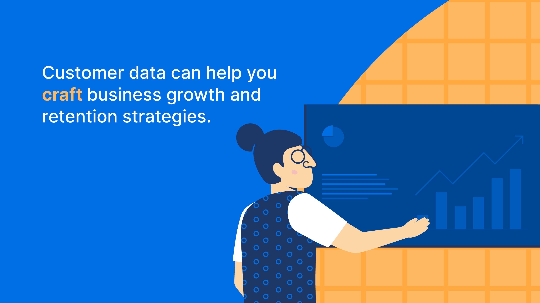 Customers can use Analytics tools from Kata.ai to analyze customer behavior