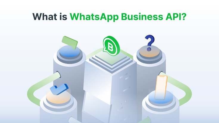 In this article, we will explore what is WhatsApp Business API, which is also commonly referred to as WhatsApp API (Illustration: Kata.ai)