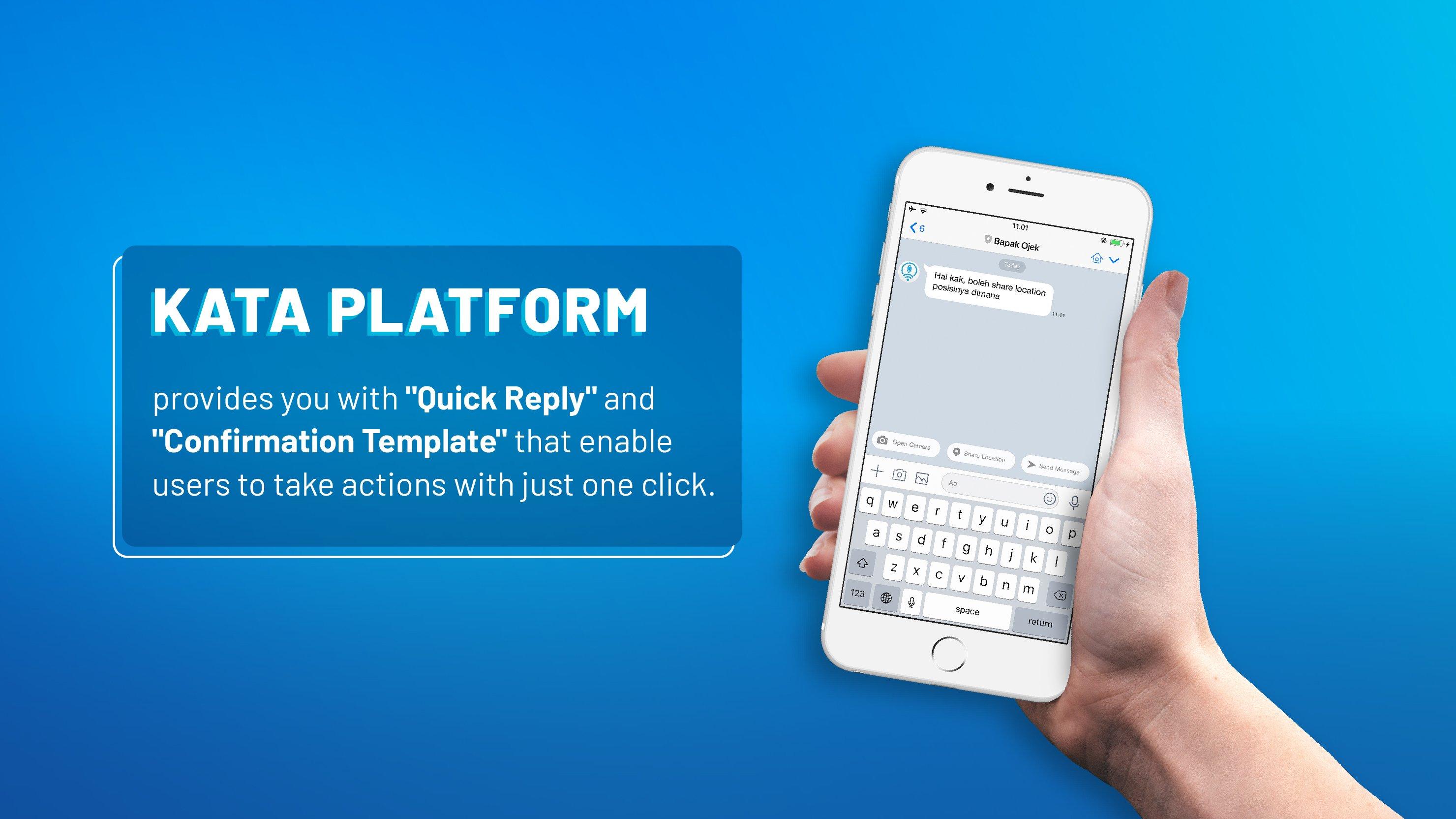 Kata Platform new features.