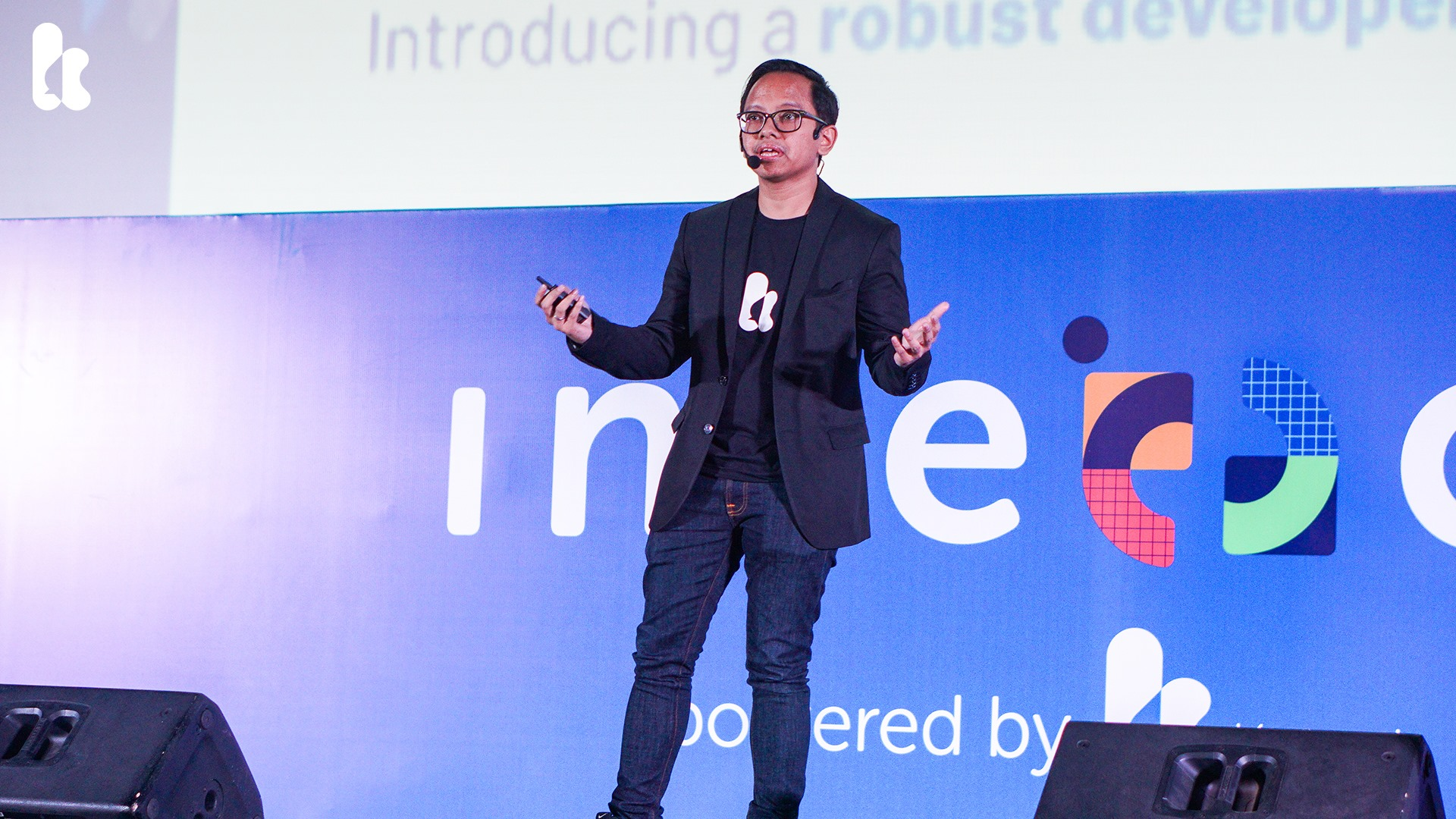 Irzan Raditya - CEO Kata.ai at INTERACT 2019