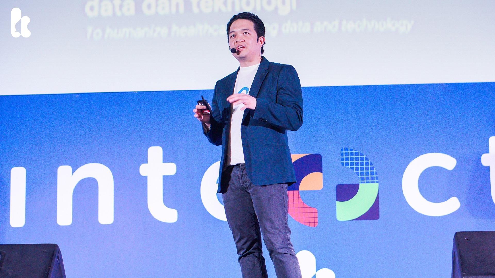 James Roring of Prixa at INTERACT 2019