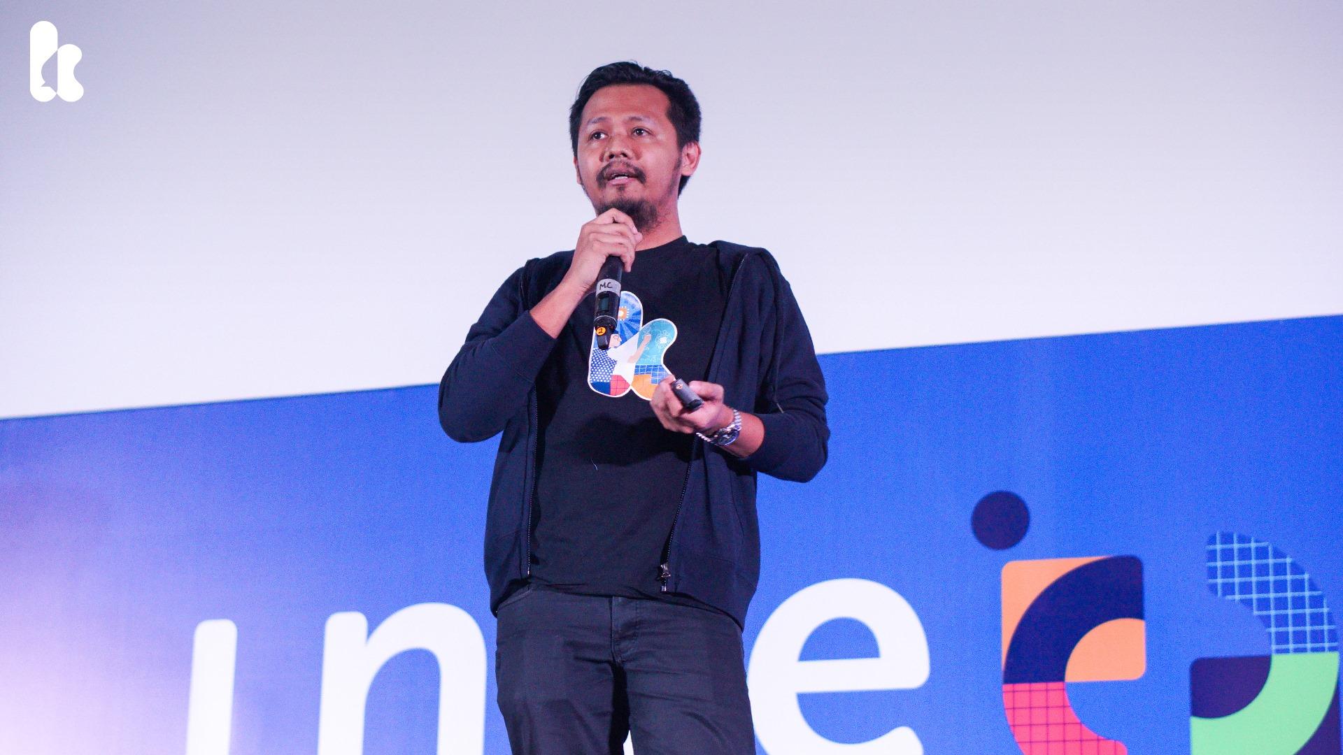 Pria Purnama at INTERACT 2019