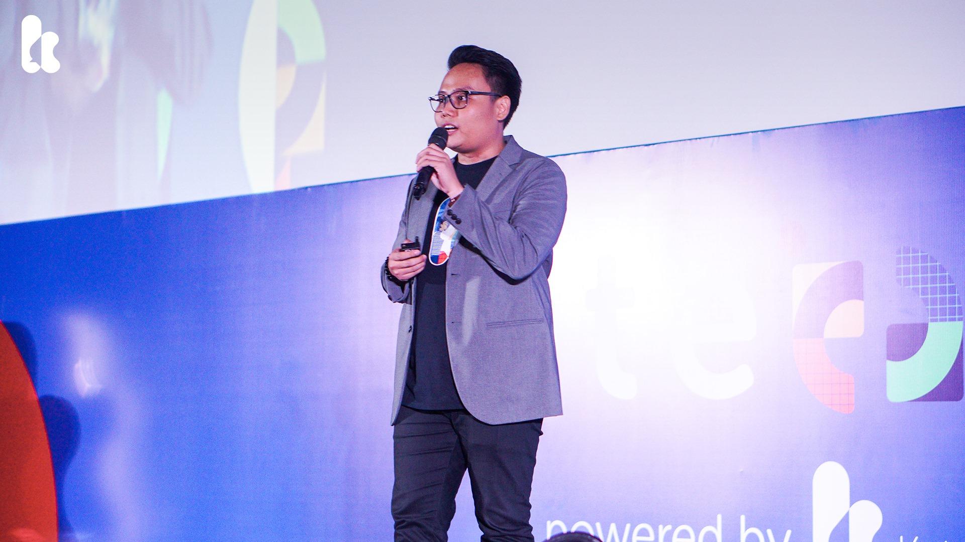 Gelar Pradipta Utama at INTERACT 2019