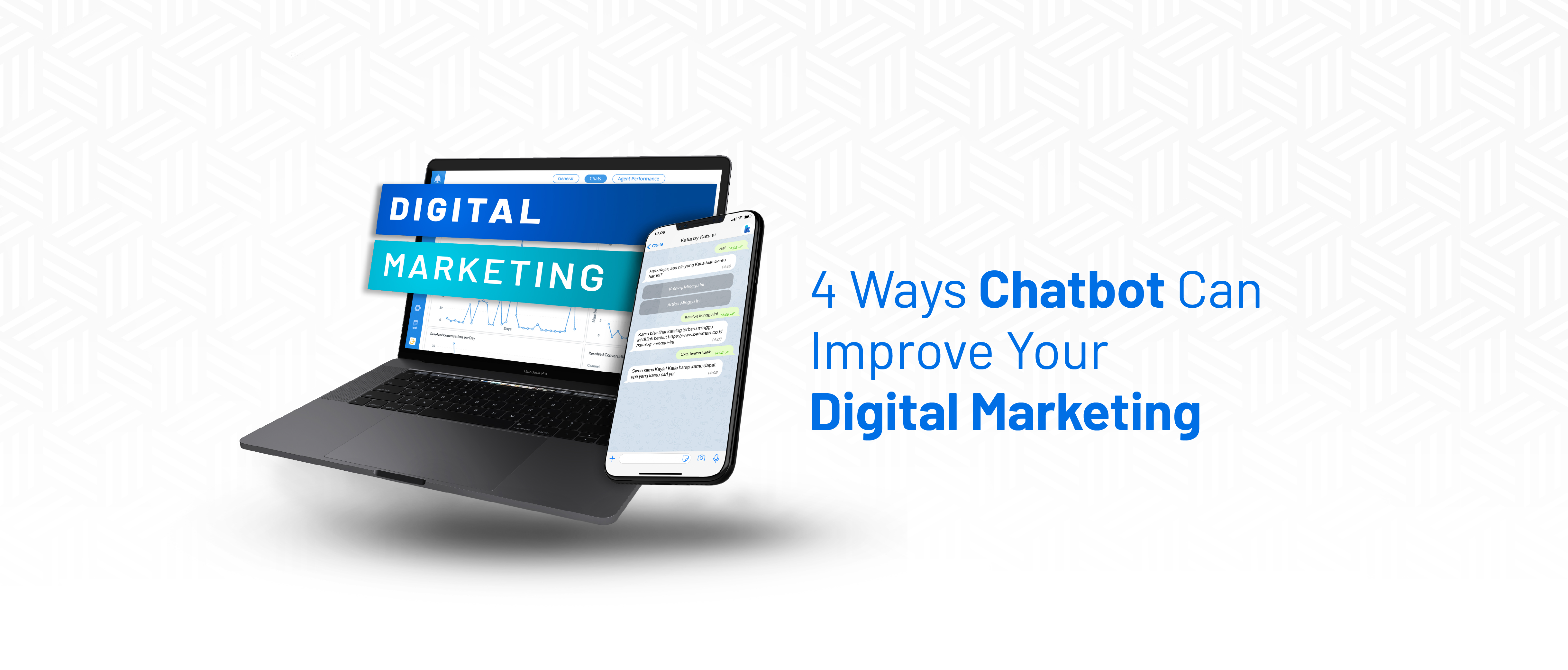 How chatbot can simplify digital marketing with automation.