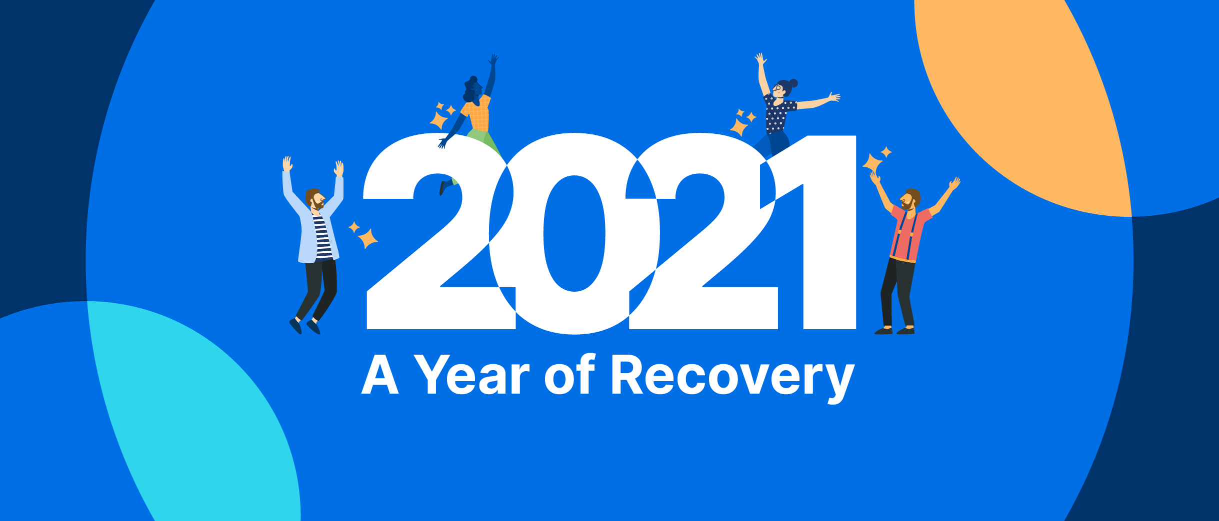 With many challenges caused by the COVID-19 pandemic in 2020, many are banking on 2021 to be the year of recovery, particularly for businesses.