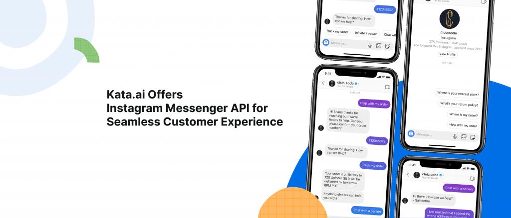 Kata.ai Offers Instagram Messenger API