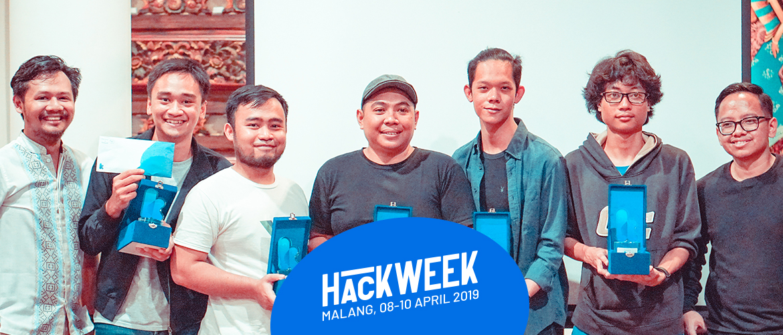 Kata Hackweek is Kata.ai's internal hackathon to expand team and product roadmap.