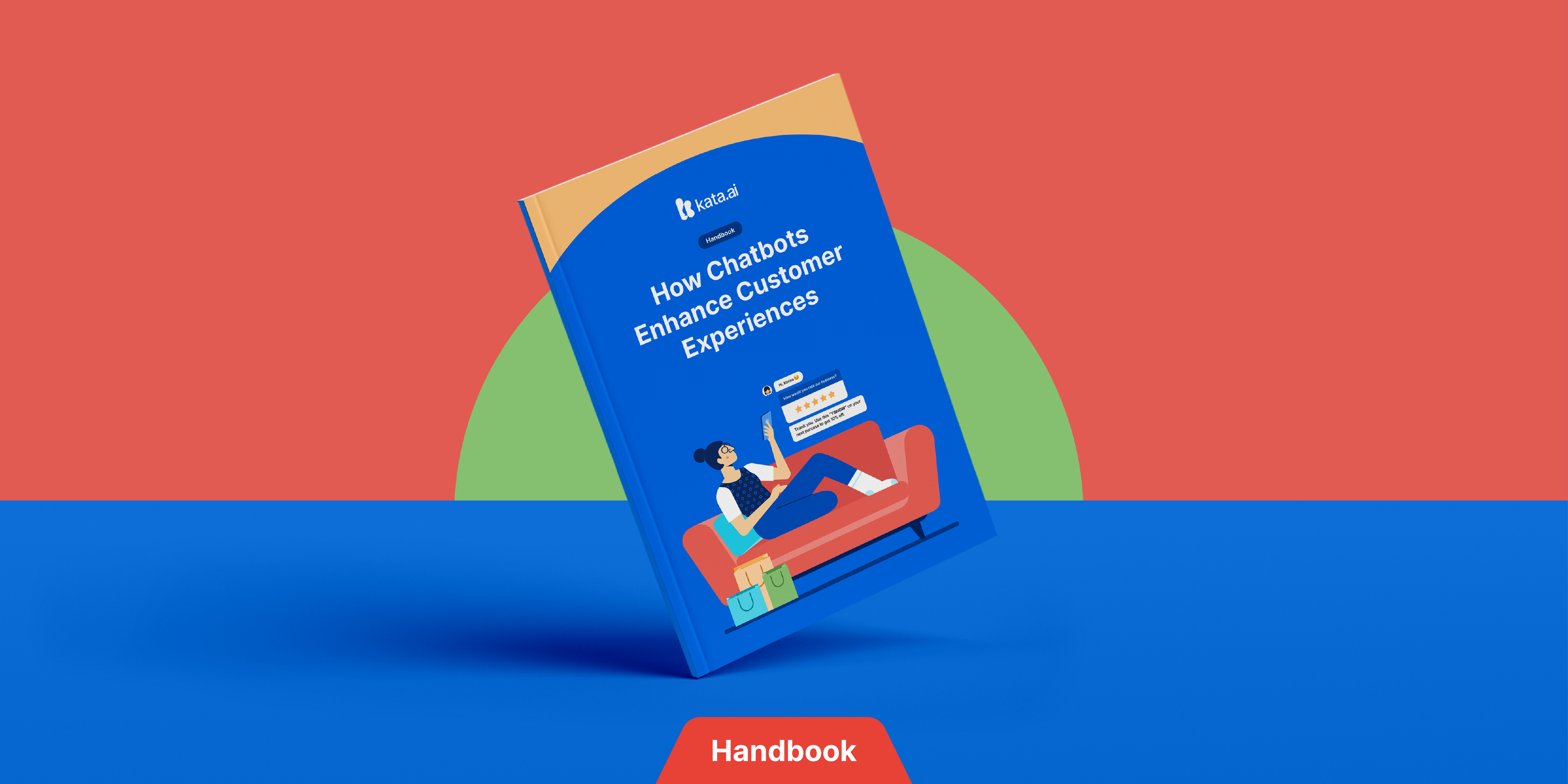 In our latest How Chatbots Enhance Customer Experiences handbook, we explore how chatbots can help businesses improve customer service and customer experience.