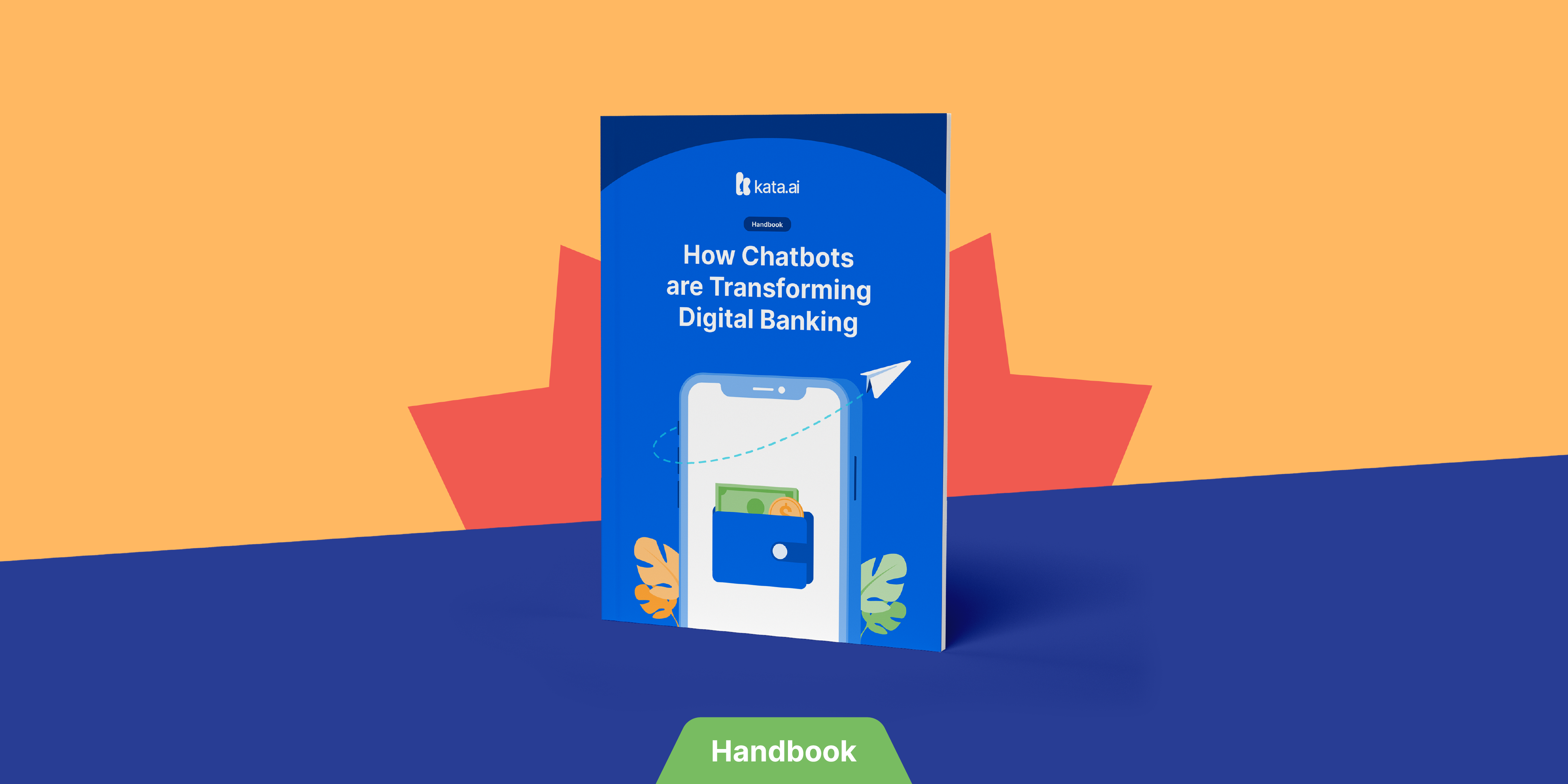 In Kata.ai's latest How Chatbots are Transforming Digital Banking handbook, we see how chatbots can help banks and financial service providers improve their digital experiences.