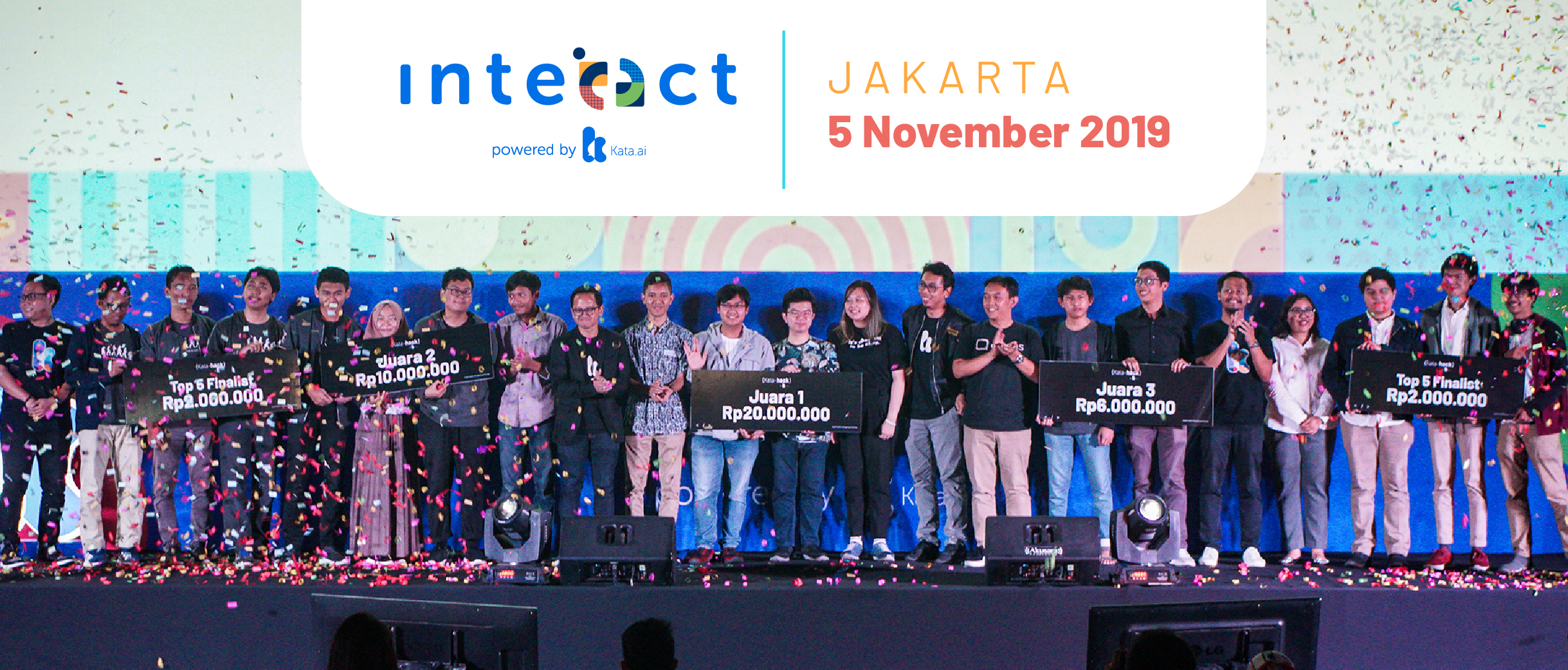 INTERACT 2019 by Kata.ai