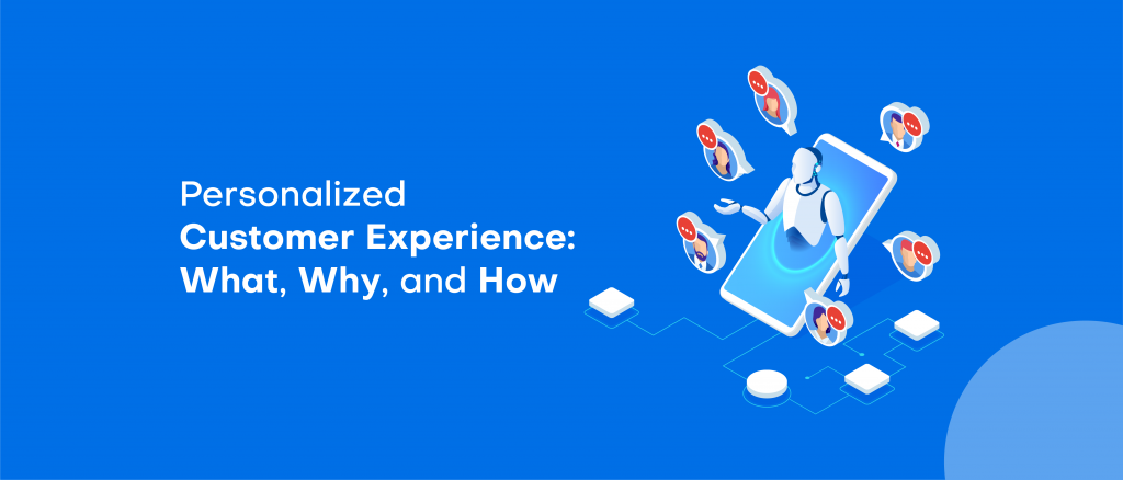 How to personalize customer experience