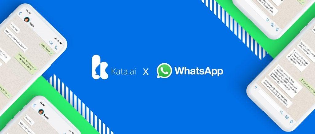 Kata Chatbot Solutions and WhatsApp Business API