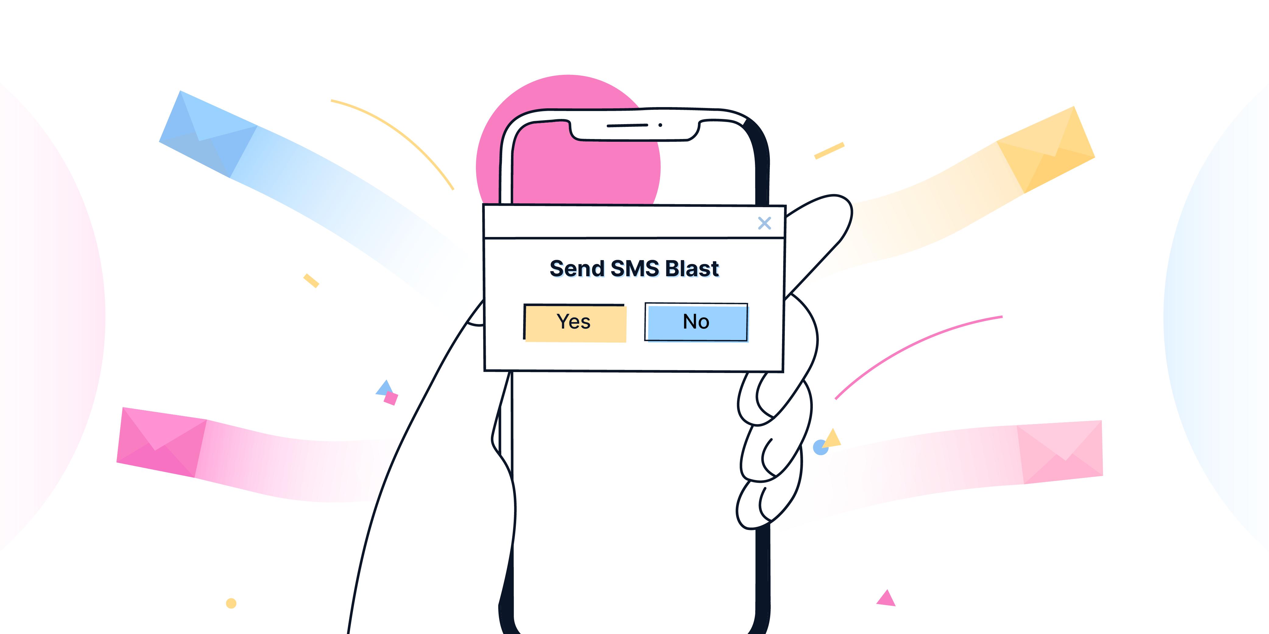 Kata.ai Blog_Mengenal SMS Blast, Media Promosi Mudah dan Murah