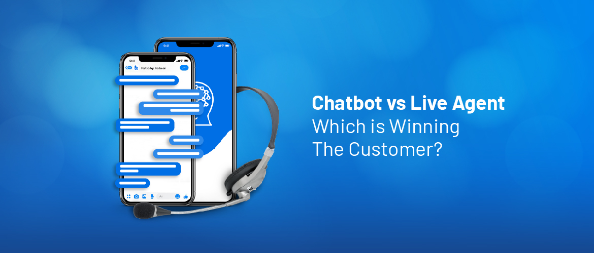 Chatbots and live agents provide a satisfying customer journey and customer experiences.